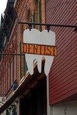 Szyld dentysty