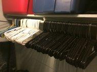 wieszaki na ubrania